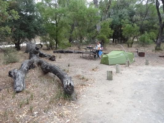 Belvidere Campground, Leschenault WA