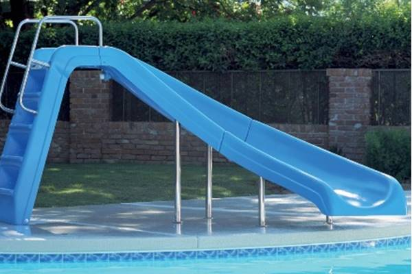 Aqua Action Slides - Swimming Pool Slides