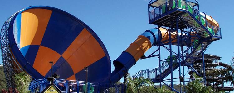 One of Australia's Top Water Park